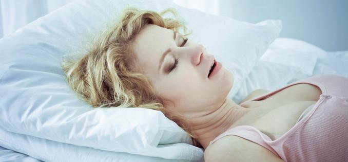 Храп во сне у женщин. Причины и лечение. А как Вы избавились от храпа